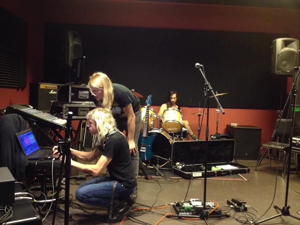 BlackRain Recording