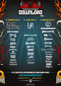 BlackRain Download Festival