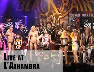 "Live at ""L'Alhambra"""