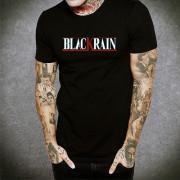 T-Shirt BlackRain Logo
