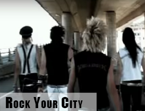 Clip – Rock Your City