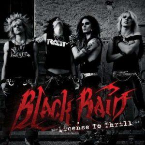 BlackRain License to thrill