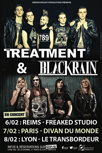 BlackRain The Treatment