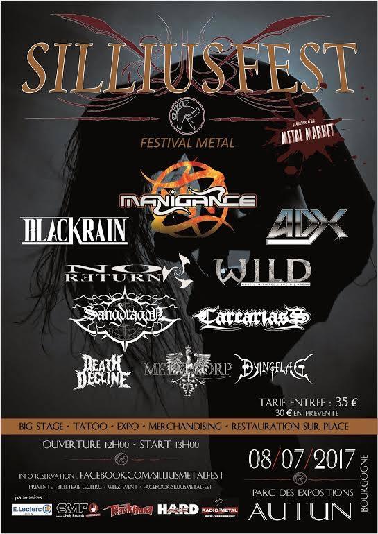 Sillius Metal Fest