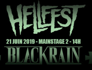 BlackRain at Hellfest 2019