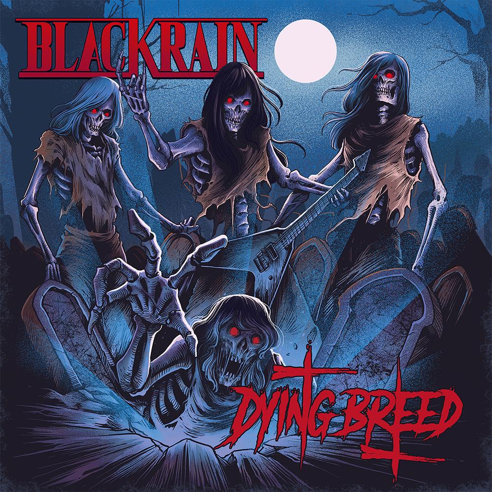 BlackRain – Rock – France — New album out